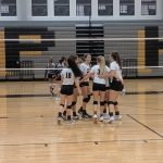 Fr Volleyball defeats Baldwin