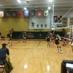 Fr Volleyball loses to Piper