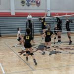 JV girls in lose Bonner Springs