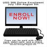 Online Enrollment open through August 5th