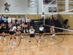 Volleyball at Baldwin on Thursday, Spectators Now Allowed.