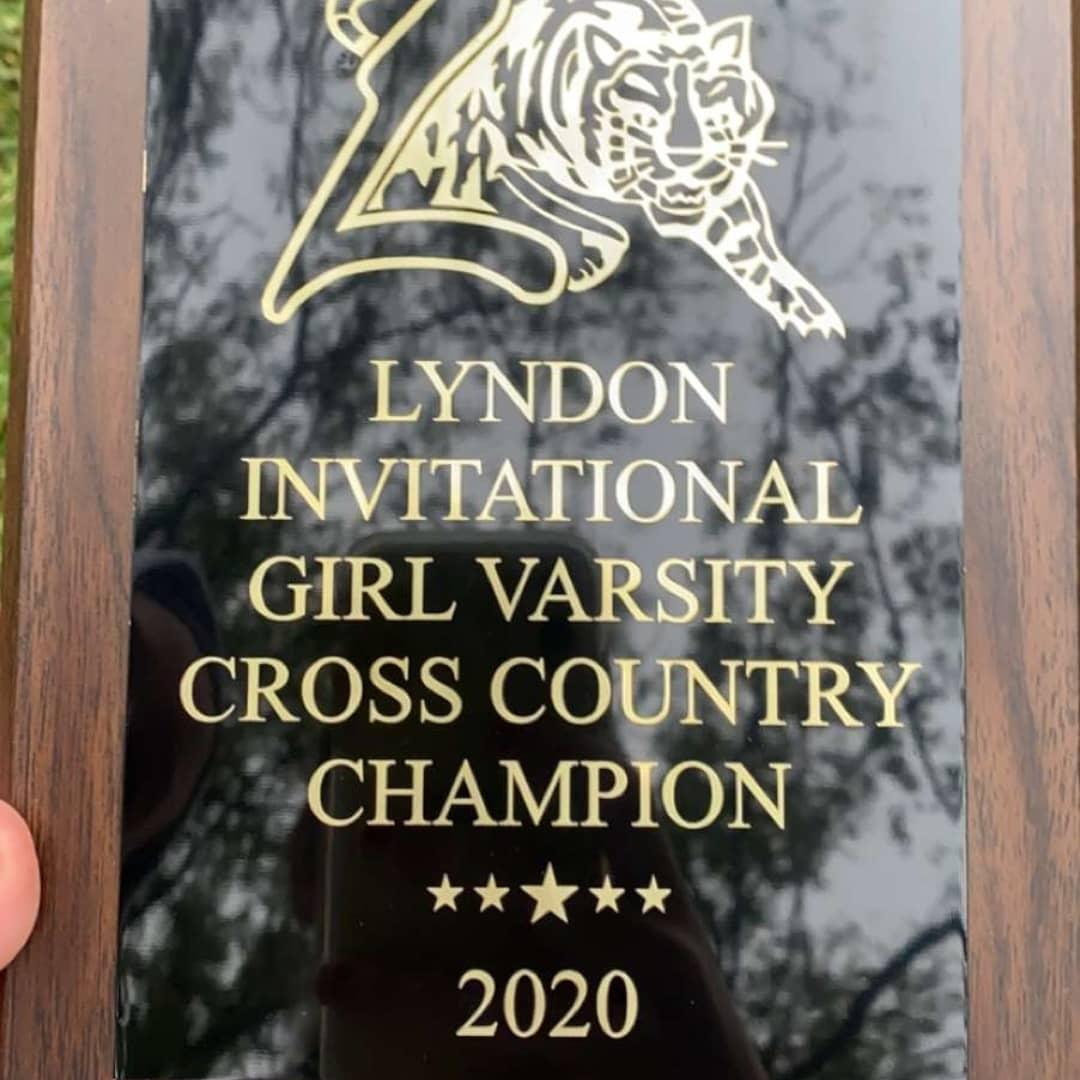 2020 Lyndon XC Meet