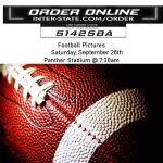 New Football Picture date: Saturday, September 26th @ 7:30a