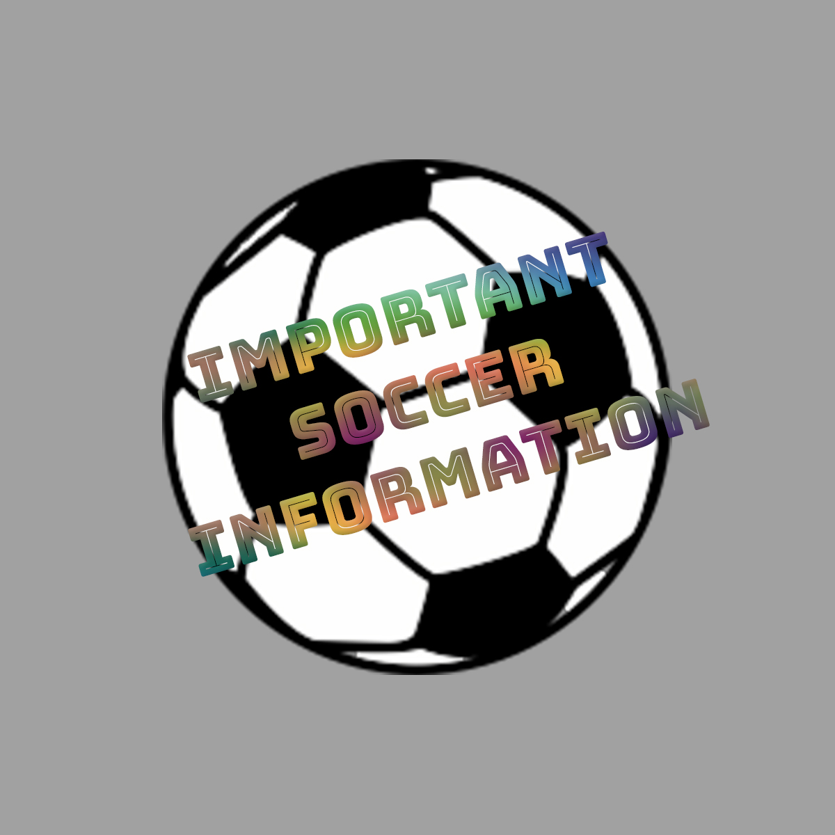 Soccer Monday in Chanute 4pm start