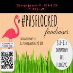 PHS-FBLA's Fall Flamingo Fundraiser