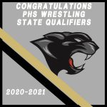 Congratulations to our State Bound Wrestlers