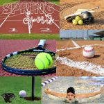 Spring Sports Practices start Monday, March 1st