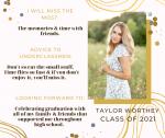 PHS Senior Spotlight