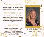 PHS Class of 2021 Spotlight