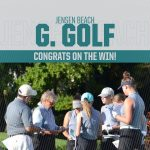 Congrats to our Girls Golf Team