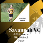 XC Game Day!!!