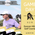 9-5 Golf Game Day