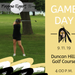 Lady Savage Golf Game Day!