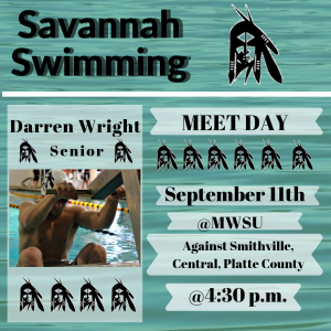 Boys Swim Day!