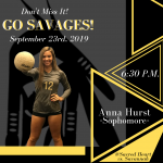 Volleyball Game Day