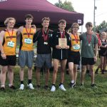 Boys Cross Country Receives First at Duane Kimble Invitational
