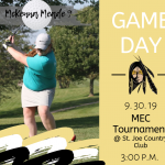 Golf Game Day!
