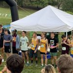 Montgomery Takes 1st at Lafayette Invitational; Team 3rd
