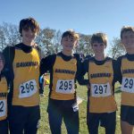 Savannah XC Finishes Season; Montgomery Advances to State