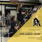 Dance Team Performance!