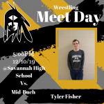 Savannah vs Mid-Buch Wrestling