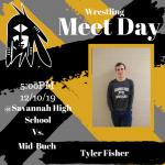 Savannah vs Mid-Buch Wrestling