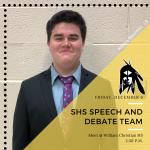 Speech and Debate Meet!