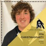FFA Christmas Party!