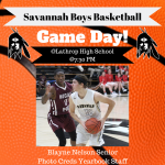 Boys Basketball Game Day!!