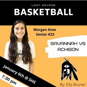 Go Savannah Savages!