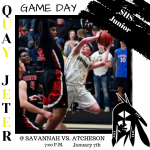 Boys Basketball Gameday Poster