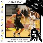 Boys Basketball Game Day