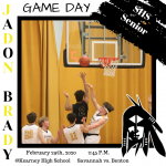Boys Basketball Districts Game Day