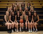 2020-2021 Girls Basketball Team