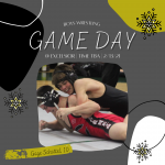 Good Luck Wrestlers!