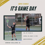 Good luck tennis!!