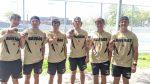 Savannah Boys Tennis Competes at MEC Tournament