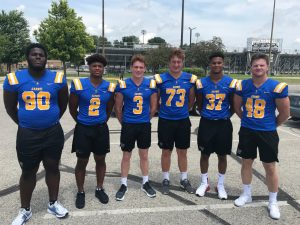 CARMEL GREYHOUND FOOTBALL 2019