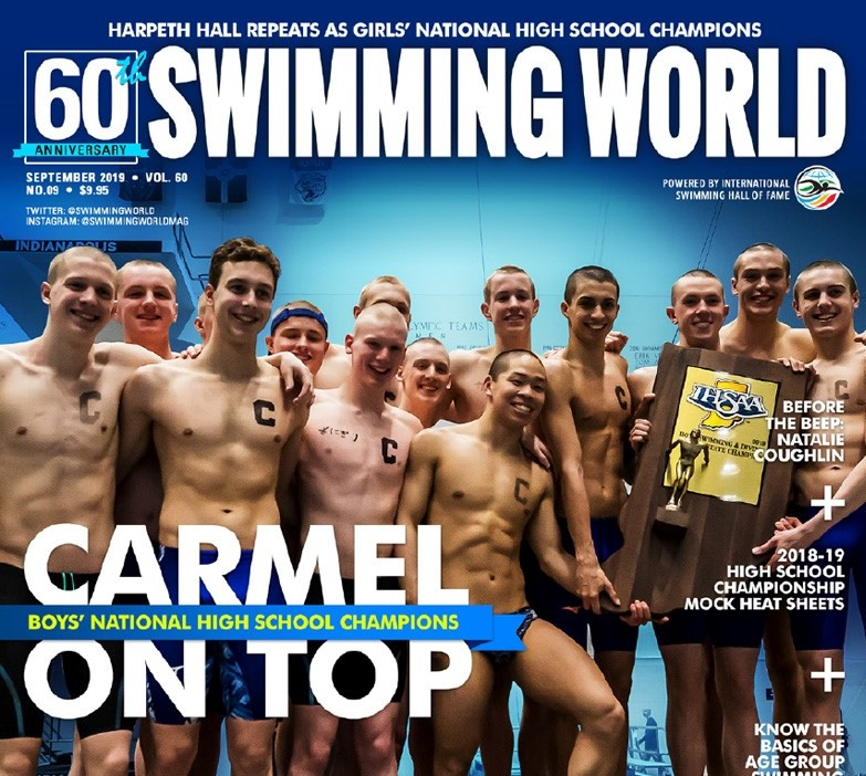 BOYS SWIMMING & DIVING NATIONAL CHAMPIONS!!