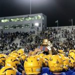 GREYHOUNDS Win 20-14 to Regain Copper Kettle