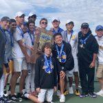 Boys Tennis wins their 4th Straight State Championship!