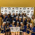 Back to Back State Champs JV Cheer