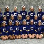 Varsity Cheer Advances to State Finals