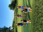 Girls Varsity Golf finishes 1st place at Crooked Stick Invitational