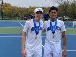 Malpeddi & McNamar claim IHSAA State Doubles Championship