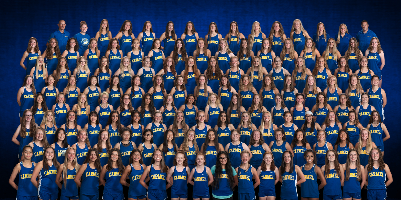 2020 Carmel Girls Cross Country