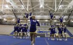 Varsity Competitive Cheer finishes 3rd place at ICC State Finals