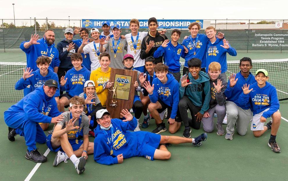 IHSAA Boys Tennis State Finals