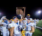 Varsity Football beats Brownsburg (Sectional Championship) 21 – 7