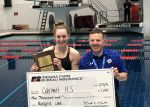 Maggie Love named Mental Attitude Winner